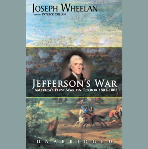 Jefferson's War  Audiolibri