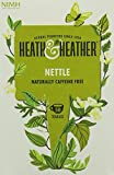 Heath & Heather Nettle Teabags (Pack of 6, Total 300 Teabags)