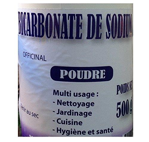 GPH Diffusion Bicarbonate de Sodium (officinal) 500gr