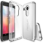Fits perfectly on the Google Nexus 5X 2015. (NOT for Nexus 5 2013)        Crystal Clear Protection     Crystal clear PC backing with superior coating and rubberized edge protection for a more solid and comfortable grip.      Let all the color and vib...