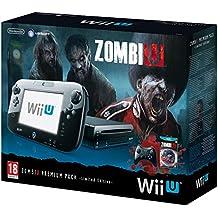 Console Nintendo Wii U 32 Go noire - 'ZombiU' premium pack [Importación Francesa]