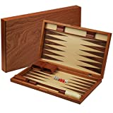Rosewood Backgammon Game Set 19