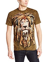 The Mountain Unisexe Adulte DJ Jahman T Shirt