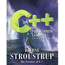[(The C++ Programming Language : Language Library and Design Tutorial)] [By (author) Bjarne Stroustrup] published on (July, 1997)