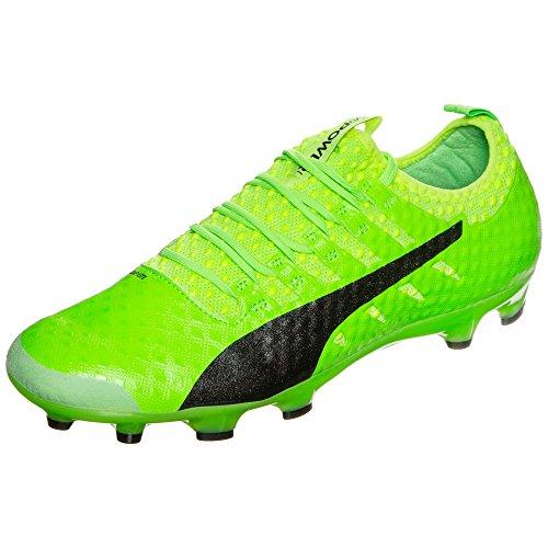 Puma Evopower Vigor 1 Ag, Chaussures de Football Homme neongrün / schwarz