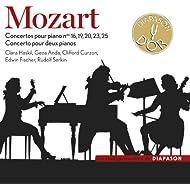 Mozart: Concertos pour piano Nos. 16, 19, 20, 23, 25 & Concerto pour deux pianos (Les indispensables de Diapason)