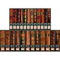 24ancho & archivador estrecho (espalda libros glosario carpeta vinilo decorativo adhesivo