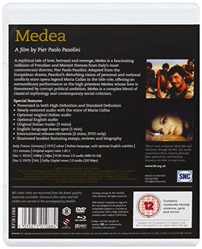 Medea (DVD + Blu-ray) [UK Import]