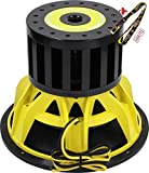 Ground Zero GZPW 15NEO-SPL, 38cm High End SPL Subwoofer, 2 x 1 Ohm 20 000 Watt SPL
