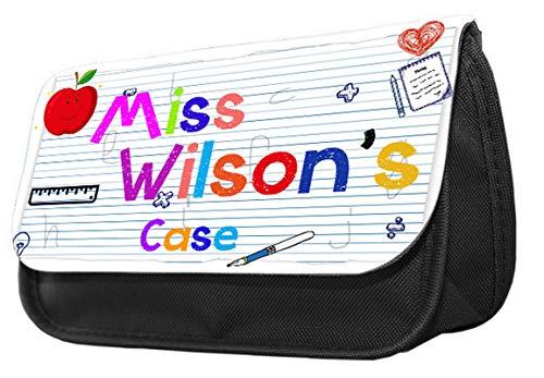 Geschenk für Lehrer – Weihnachtsgeschenk, Schulende Ende des Termins, Dankeschön, Lehrertagsgeschenk, Geschenkidee Pencil Case