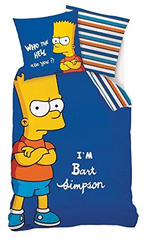 Bettwäsche Bart Simpson (Simpsons Bettwäsche)