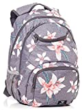 Roxy Damen Shadow SWELL Backpack, Charcoal Heather, One Size