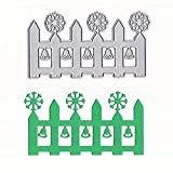 Berrose -Weihnachtskarte DIY-Prägemesser-Embossing stanzschablonen kartengestaltung-stanzschablonen aus China Scrapbooking online Shop berostore stanzen ohne Maschine weihnachtsschablonen