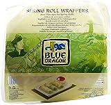 Frühlingsrolle, glutenfrei, Blau, 12 Stück