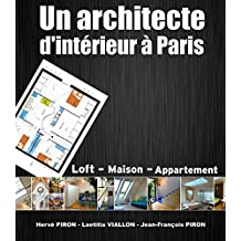 Un architecte d'intérieur à Paris