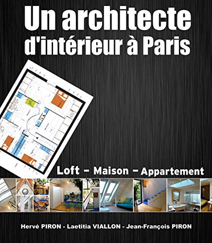 Un architecte dintérieur à Paris