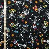 Timeless Treasures - Bonedog - Baumwolle - USA Stoff