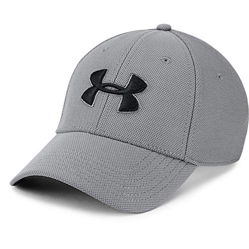Under Armour Herren Blitzing 3.0 Cap Kappe, Grau (040), L/XL