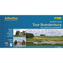 bikeline Radtourenbuch, Radfernweg Tour de Brandenburg: Rund um Berlin durch ganz Brandenburg