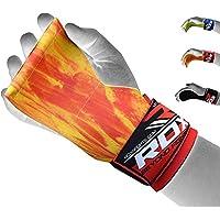 RDX Sangle Musculation Crossfit Poignet Protecteur Grip Paume Main Entraînement Haltérophilie Wrist Strap