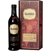 Glenfiddich 19 Years Old Age of Discovery 3rd Release Red Wine Cask Finish mit Geschenkverpackung Whisky (1 x 0.7 l)