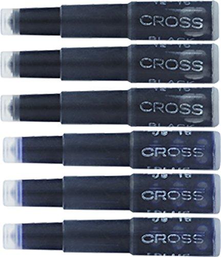 cross-fountain-pen-refills-blue-black