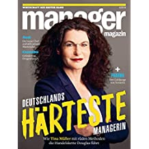 manager magazin 6/2019: Deutschlands härteste Managerin
