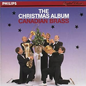 Classic Christmas Brass by Uni/Philips