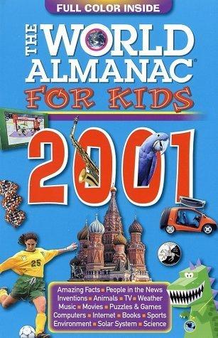The World Almanac for Kids 2001 (2000-08-03)