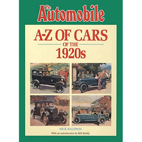 The Automobile Magazine's A-Z of Cars of the (Baldwin Magazine)