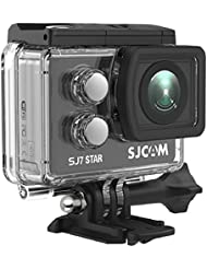 "4K Sport Action Camera,SJCAM SJ7 Star WIFI Waterproof Camera- 4K/30FPS Ambarella Chipset /2""Touch Screen/Sony Sensor/Remote Control/Microphone Supported/Gyro Stabilization"