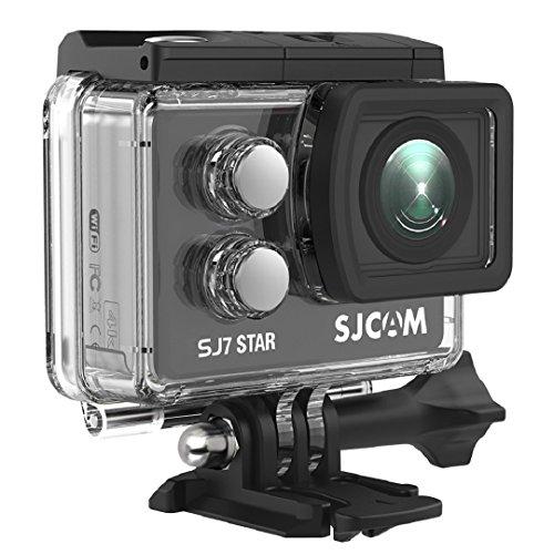 SJCAM SJ7 Star 4K Action Kamera 12MP Ambarella Chipsatz 4K/30FPS 2,2 Zoll TouchScreen Sony Sensor...