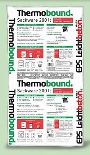 Thermobound 200 ltr. / EPS-Leichtbeton/Ausgleichsschüttung