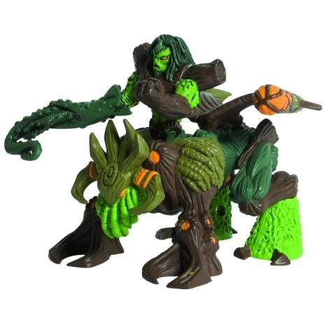 Gormiti - Elemental Fusion Mini - Guardian Creature 6cm Figure: Lucas