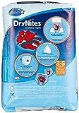Huggies DryNites Nachthöschen, für Jungen, 3-5Jahre (16-23kg), 2x16Stück Test