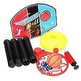 Jouet de basketball - TOOGOO(R)Reglable ensemble de jouet de basketball d'enfants bebe Equipment de traitement de Sports Net panier de basket