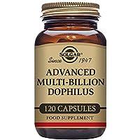 Solgar Advanced Multi-Billion Dophilus (Non-Dairy), Vegetable Capsules 270 ml