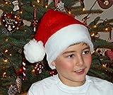 Kinder-Nikolausmütze aus Plüsch [Spielzeug]