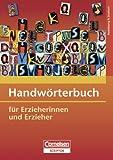 Cornelsen Handwörterbuch für Erzieherinnen und Erzieher