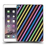 Head Case Designs Offizielle PLdesign Streifen Geometrisch Soft Gel Hülle für iPad Air 2 (2014)