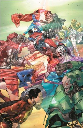 Justice League Rebirth 15 le Corps des Green Lantern Dechire ! par Bryan Hitch