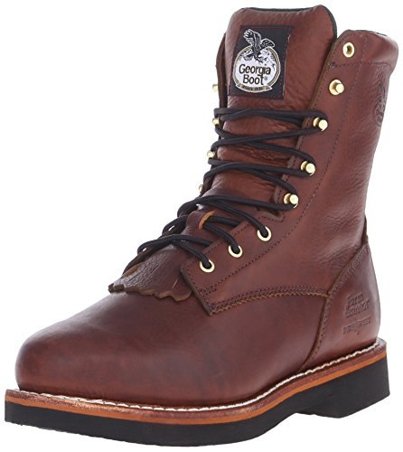 Georgia Boot Men's Lacer Work Shoe Lacer Boots