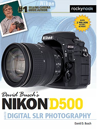 David Busch's Nikon D500 Guide to Digital SLR Photography (English Edition)