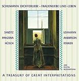 Schumann : Dichterliebe, Frauenliebe und -Leben. Schiotz, Cortot.