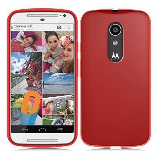 Orzly® - FlexiCase for New 2014 MOTO-G (5 Inch / 2nd Gen)...