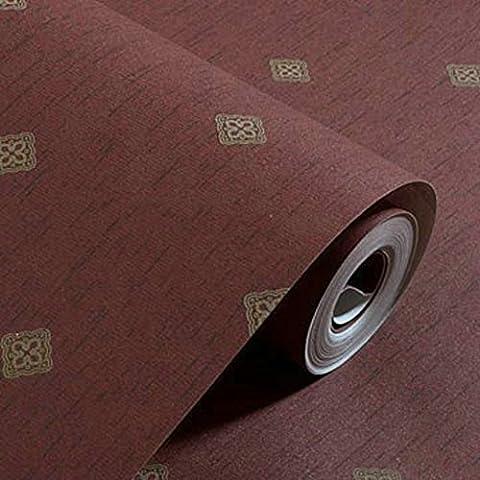 fond d'écran country américain/ non-woven papier peint/ papier peint ordinaire de couleur pure/Stripe papier peint Plaid/ Fond d'Angleterre-D