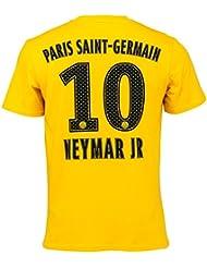 PSG T-Shirt - Neymar Jr - Official Paris Saint Germain Collection - Boys