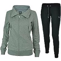 Puma Womens French Terry Suit Trainingsanzug