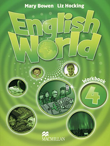 ENGLISH WORLD 4 Ab: Work Book - 9780230024809