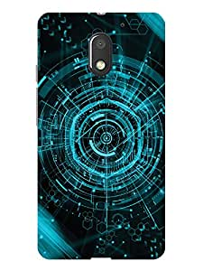 TREECASE Designer Printed Hard Back Case Cover For Motorola Moto E3 Power